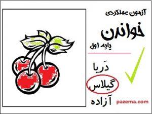 آزمون عملکردی فارسی خواندن