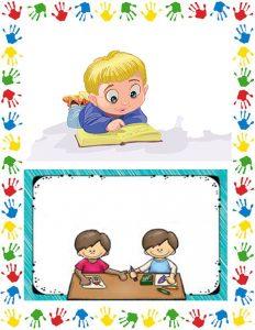 قوانین تصویری کلاس درس